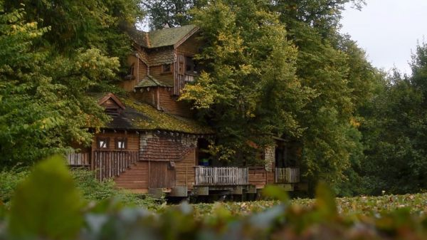 The Alnwick Treehouse