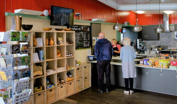 The Lookout Cafe: Simon Greener