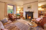 Orchard Cottage Sitting Room is near St Cuthbert's Cave