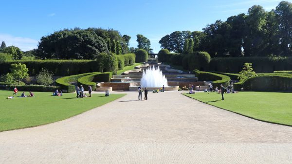 Hedgehope, Alnwick, The Alnwick Garden