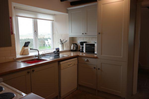 Poppy Cottage Kitchen