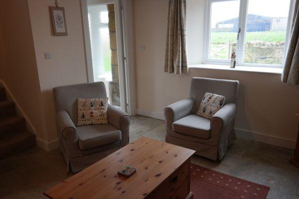 Poppy Cottage Sitting Room