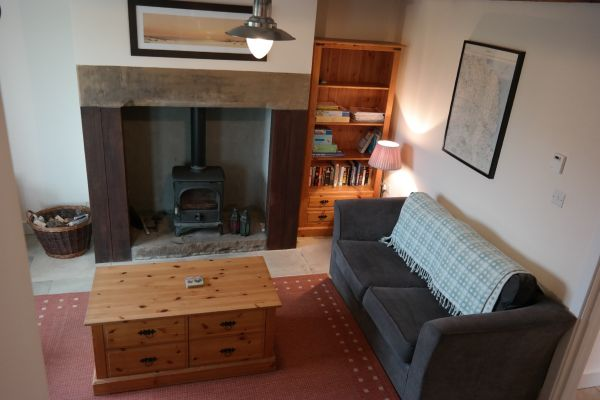 Poppy Cottage Sitting Room4 is near Spotlight Tour: The Pitmen Painters