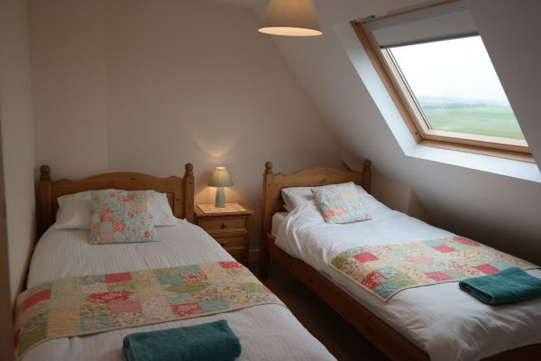 Poppy Cottage Twin Room