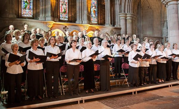 Hexham Abbey Festival Chorus and Orchestra