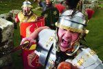 Hexham Abbey Roman Day