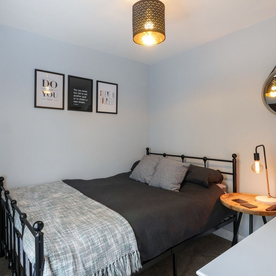 Bedroom Hexham Holiday Homes