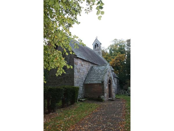 Holy Trinity, Old Bewick is near Chatton Park House Bed & Breakfast