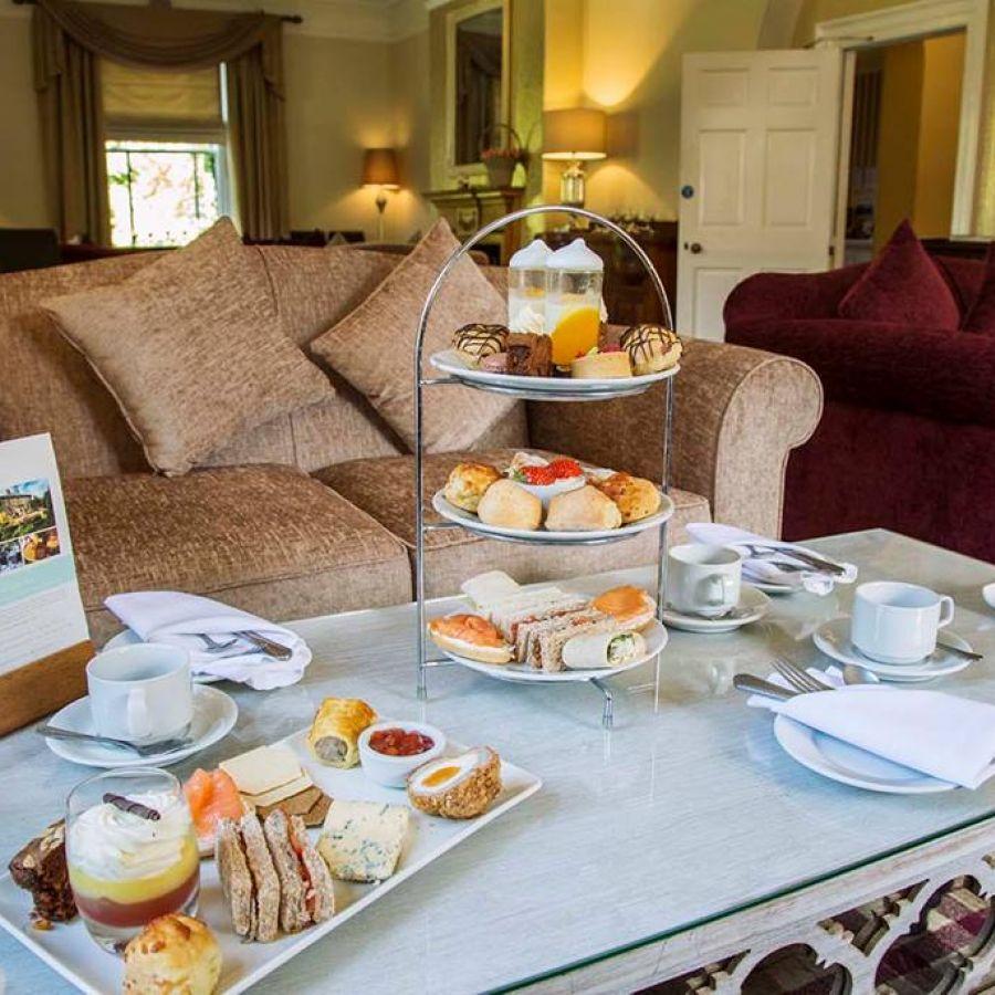 Afternoon Tea at Horton Grange