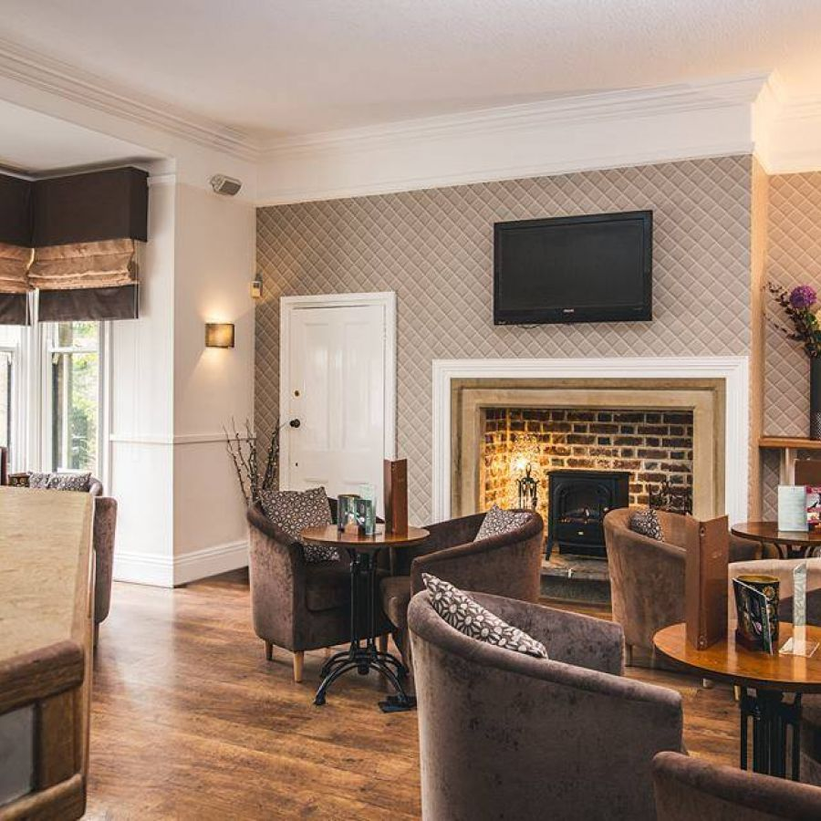 Bar at Horton Grange