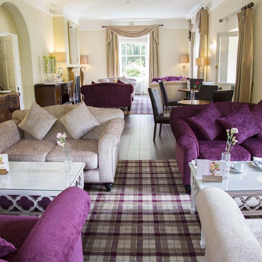 Lounge at Horton Grange