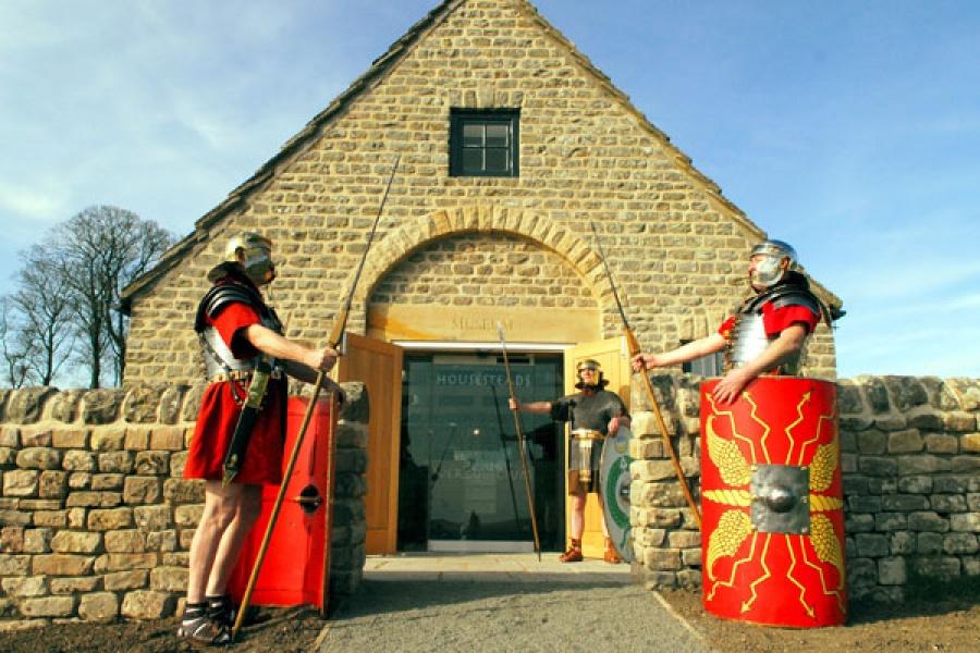 Housesteads Roman Fort Museum