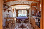 Cheviot hut interior