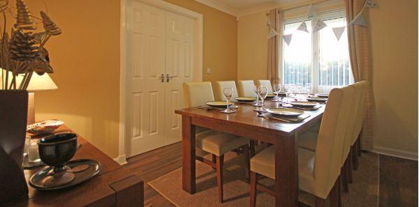 Idingsfield dining room