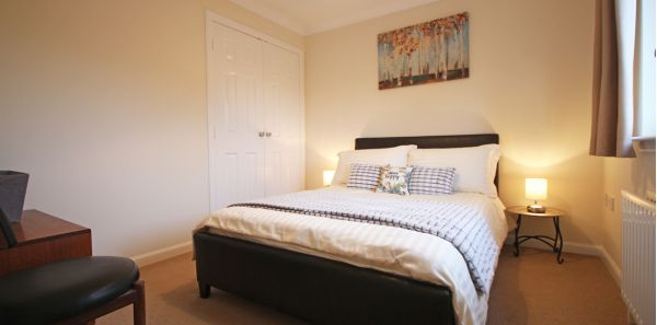 Idingsfield double bedroom
