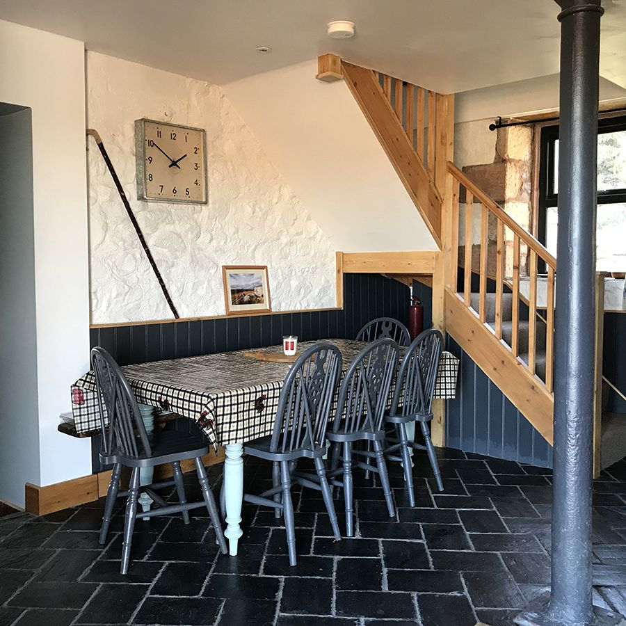 The Barn Dining Room