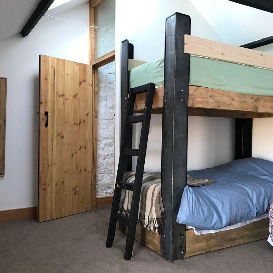 Bedroom in the Barn