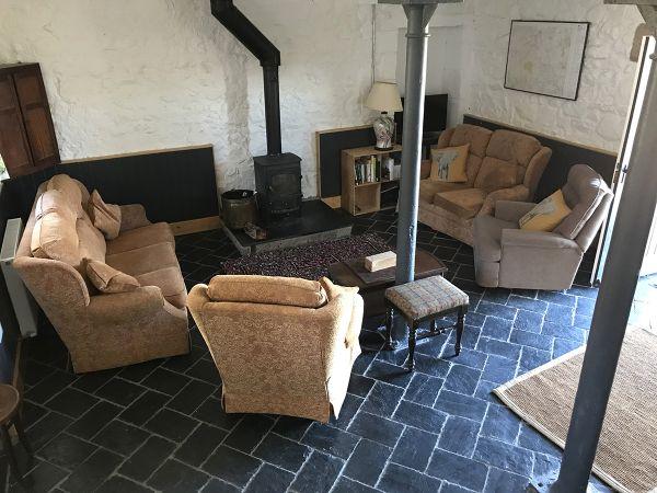 Bunkhouse Sitting Room