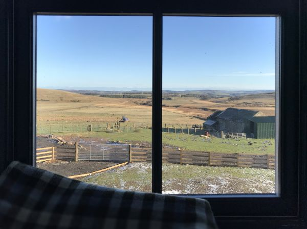 Bunkhouse View