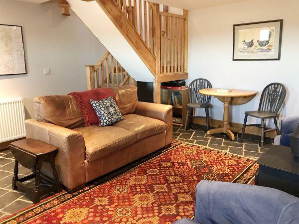 Cuckoo Cottage Lounge