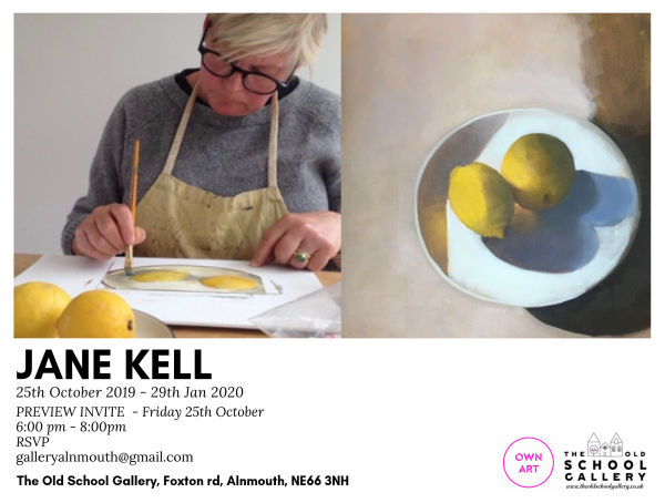 Jane Kell Exhibition