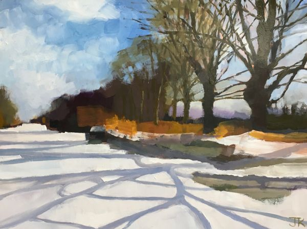 Jane Kell at The Old School Gallery   Alnmouth