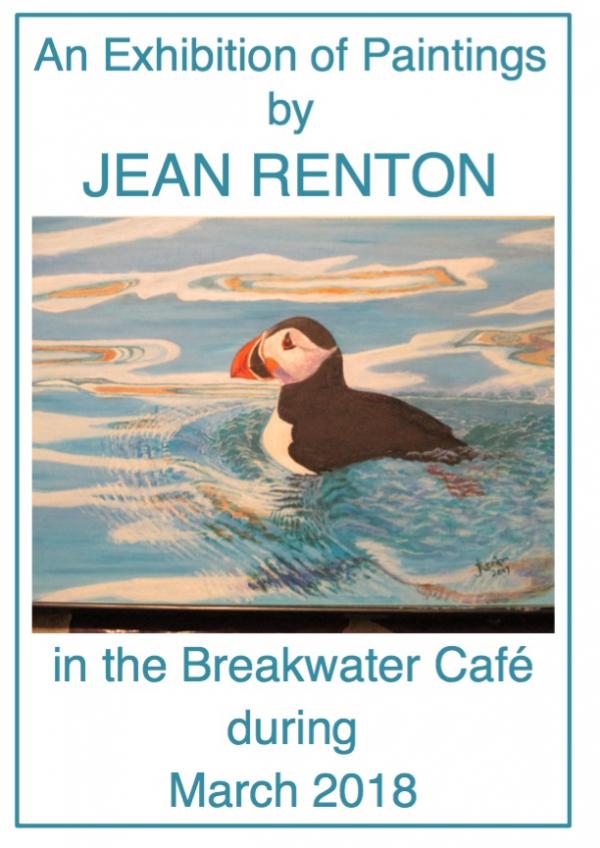 Jean Renton Art Exhibition