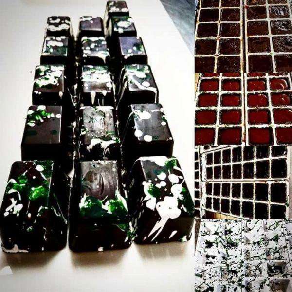 Mint Dessert Chocolates