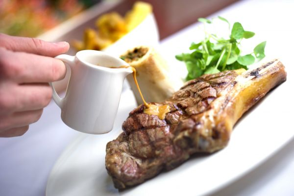 Steak on the All Day Dining menu