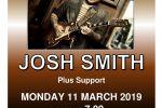 Josh Smith.... From Los Angeles to Ashington...