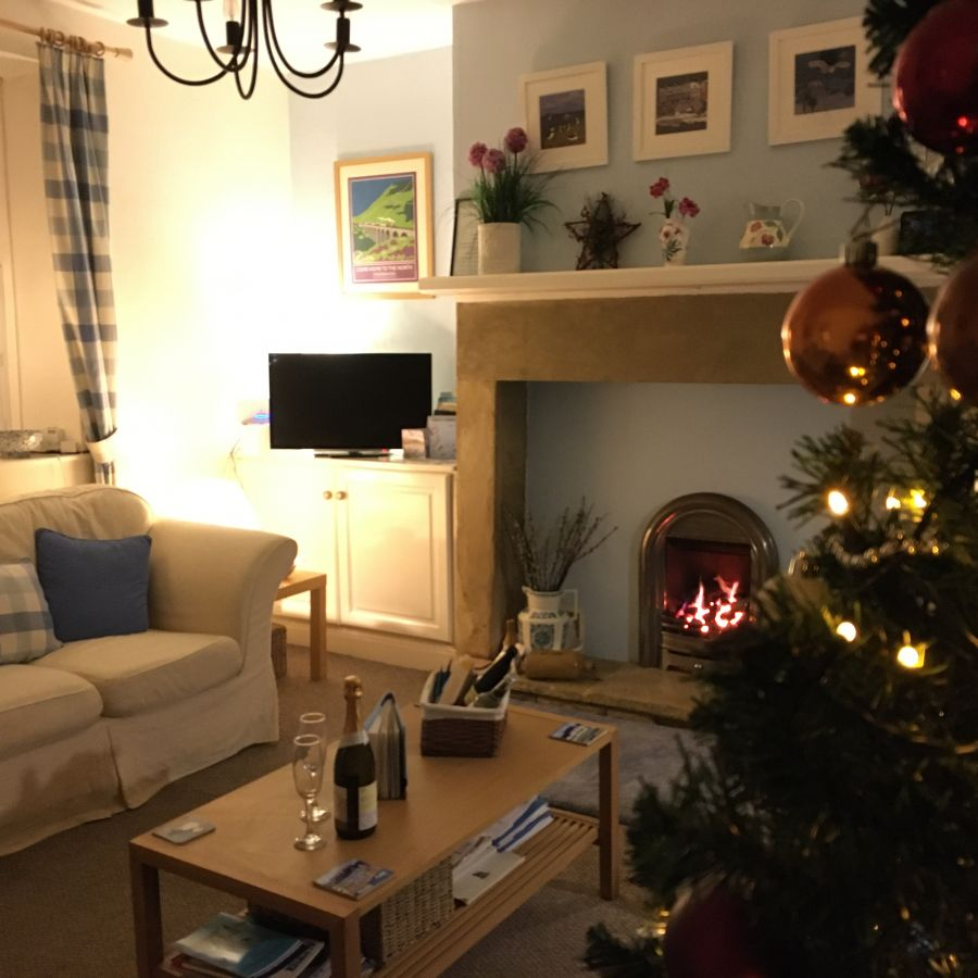 Christmas at Juliet Cottage
