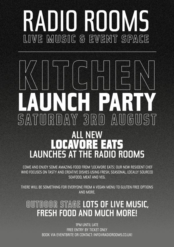 KITCHEN LAUNCH PARTY!