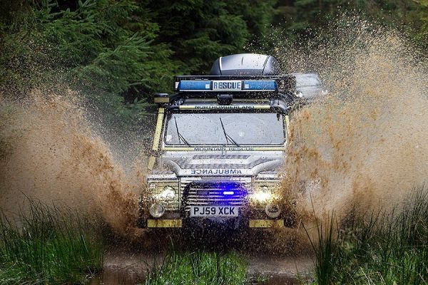 Kielder 4x4 Safari