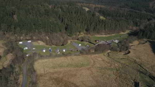 Kielder Caravan & Camping Site is near Forestry Commission Centenary