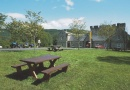 Picnic bench is near Kielder Observatory - Specialist Events