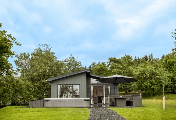 Aurora Show lodge is near Kielder Water & Forest Park