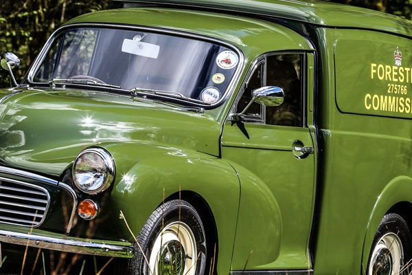 Kielder Vintage Vehicle Run