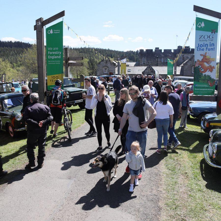 Kielder Vintage & Classic Vehicle Show May