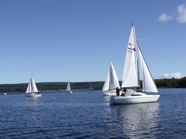 Kielder Yacht Club Open Days