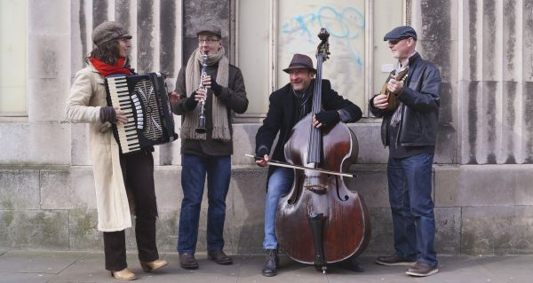 Klezmer-ish: Music of the Travellers