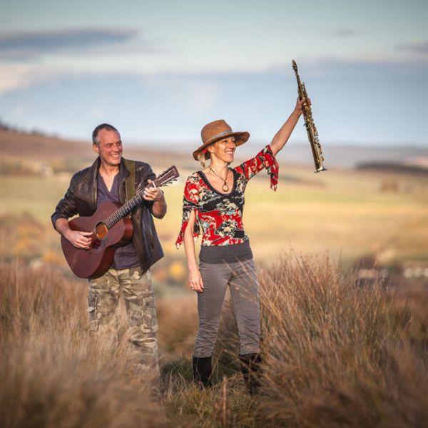 LANDERMASON plus Jenny Biddle at 'Bellingham All Acoustic'.