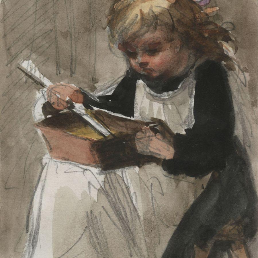 Little Tate Sketch