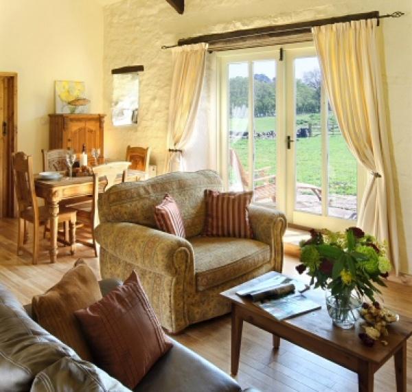Inside Lambley Farm Cottages