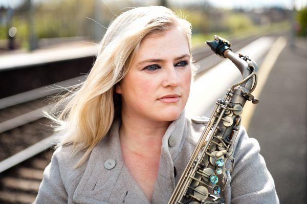 Laura Macdonald Quartet: History of the Saxophone