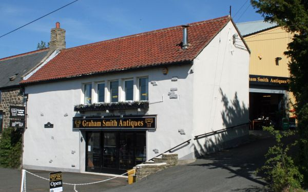 Graham Smith Antiques is near Sausage Making Workshop