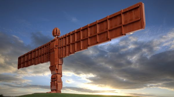 Lego Angel of the North