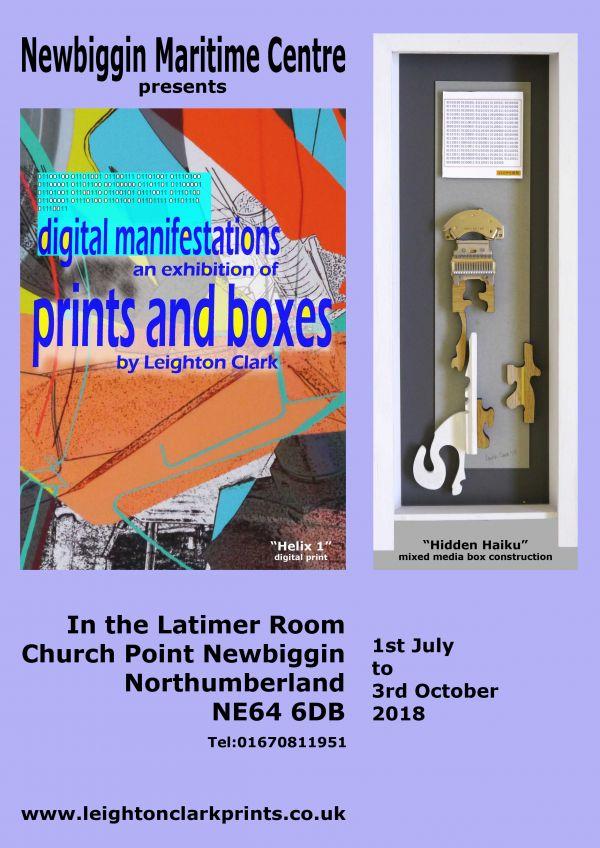 Leighton Clark art exhibition