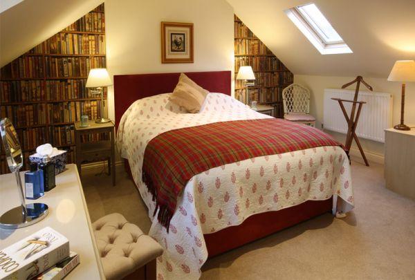 Keepers Cottage Bedroom 1