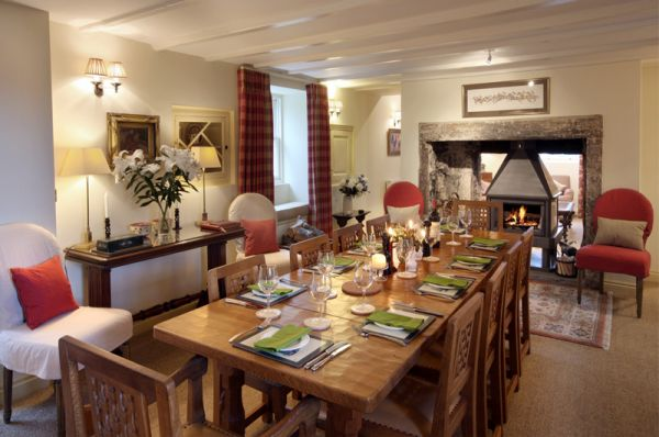 Keepers Cottage Dining Room