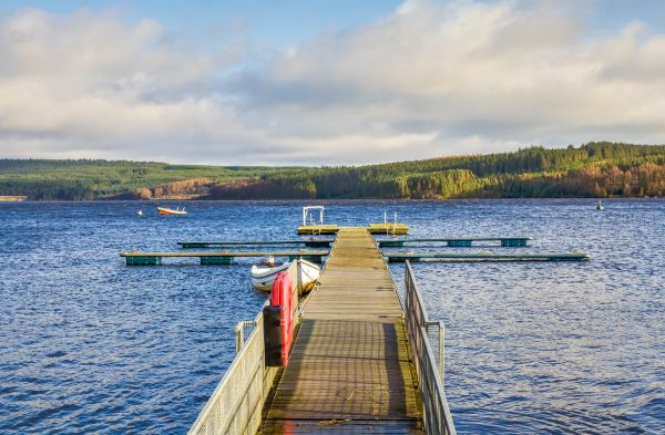 Kielder Water Reservoir